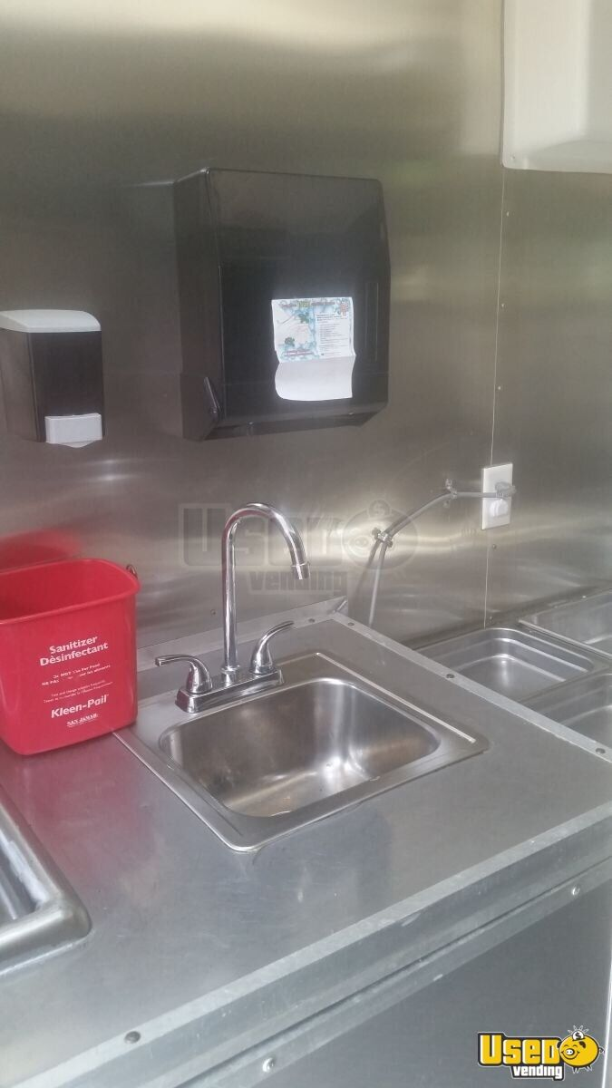 2013 Diamond Concession Trailer Stovetop Washington for Sale - 15