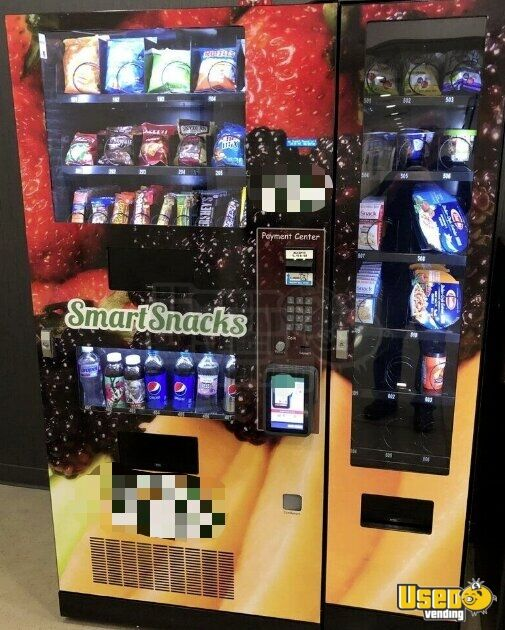 2013 Feh B-12 Naturals 2 Go Vending Combo Missouri for Sale