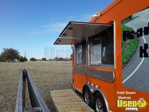 2013 Food Concession Trailer Concession Trailer Air Conditioning Texas for Sale