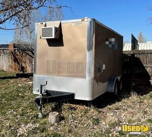 2013 Food Concession Trailer Concession Trailer Air Conditioning Utah for Sale