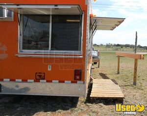 2013 Food Concession Trailer Concession Trailer Concession Window Texas for Sale