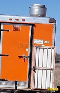 2013 Food Concession Trailer Concession Trailer Reach-in Upright Cooler Texas for Sale