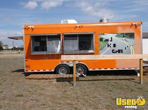 2013 Food Concession Trailer Concession Trailer Texas for Sale