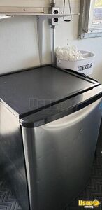 2013 Food Concession Trailer Kitchen Food Trailer Prep Station Cooler Hawaii for Sale