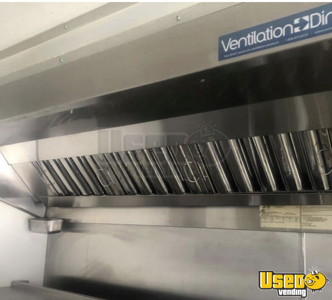 2013 Food Concession Trailer Kitchen Food Trailer Propane Tank Oklahoma for Sale - 9