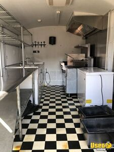 2013 Food Concession Trailer Kitchen Food Trailer Spare Tire Oklahoma for Sale