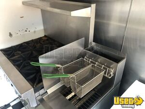 2013 Food Concession Trailer Kitchen Food Trailer Stainless Steel Wall Covers Oklahoma for Sale