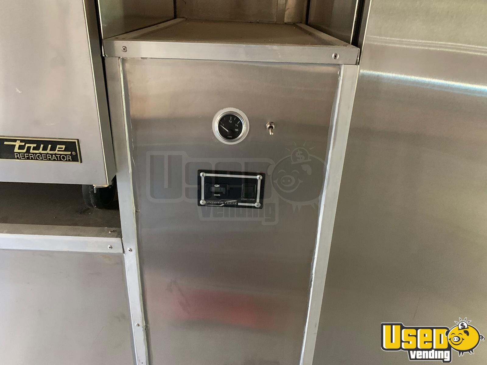 2013 Ford F50 All-purpose Food Truck Exhaust Hood Florida Gas Engine for Sale - 17