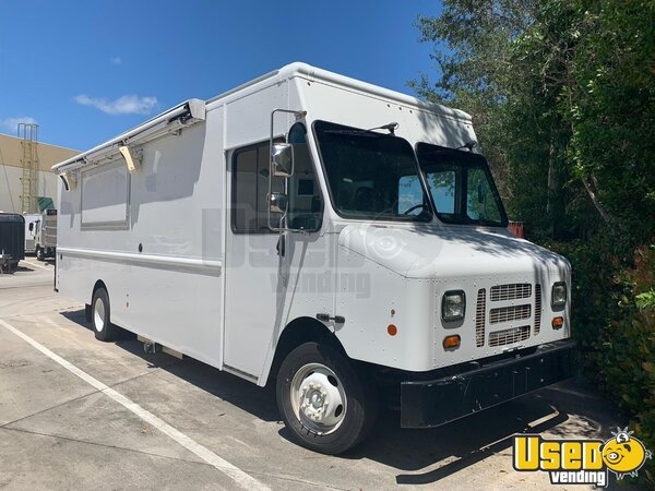 2013 Ford F50 All-purpose Food Truck Florida Gas Engine for Sale