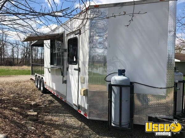 2013 Freedom All-purpose Food Trailer Michigan for Sale