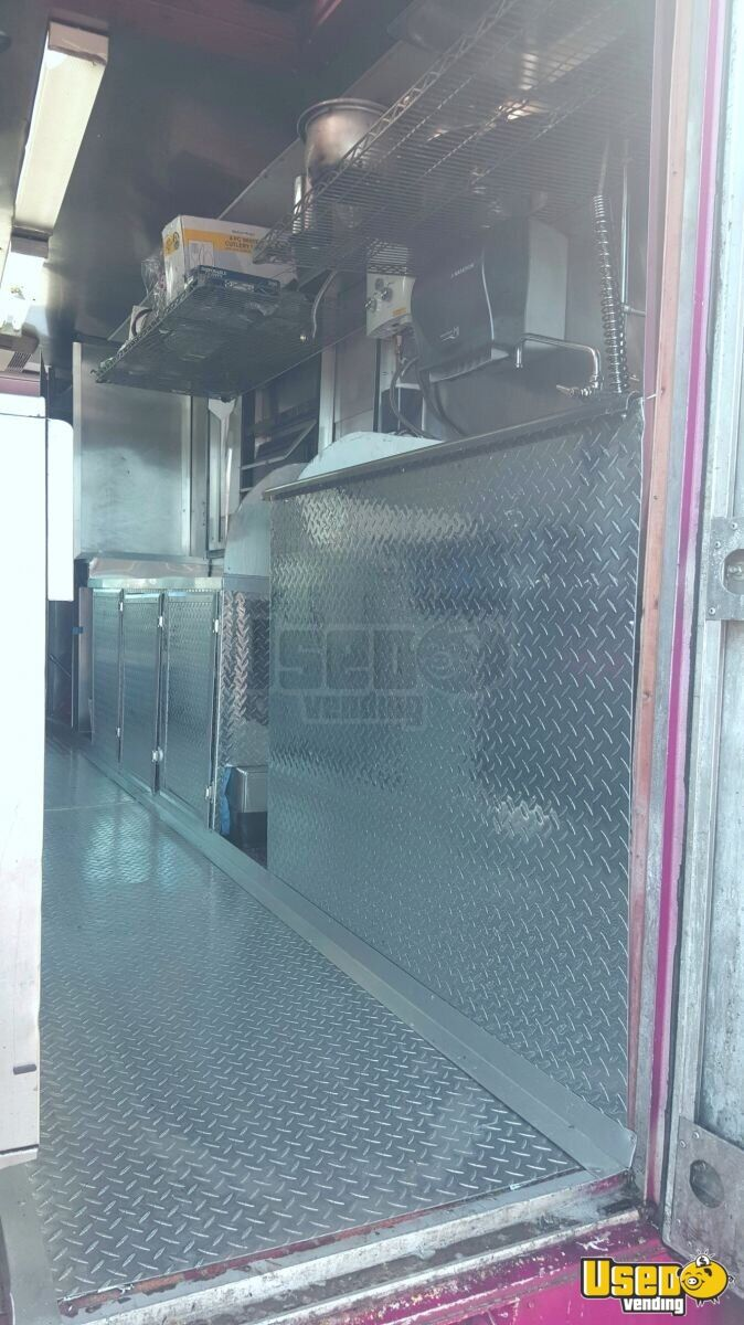 2013 Kenworth 370 Pizza Food Truck 34 Ohio Diesel Engine for Sale - 34