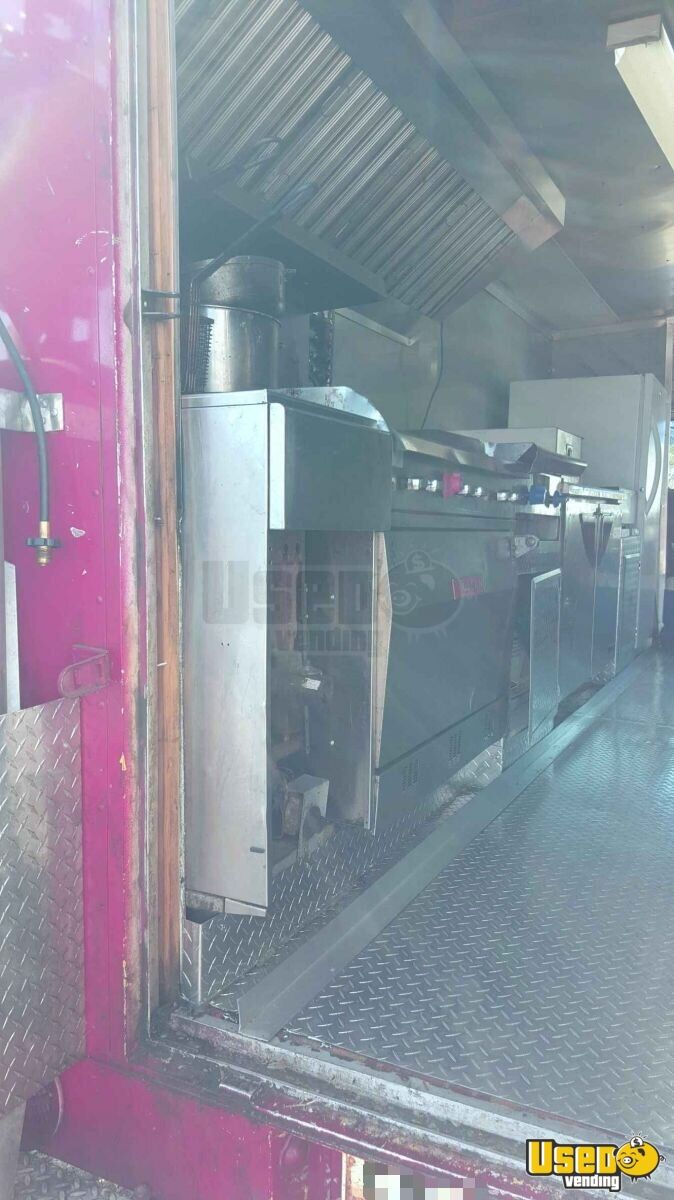 2013 Kenworth 370 Pizza Food Truck 35 Ohio Diesel Engine for Sale - 35