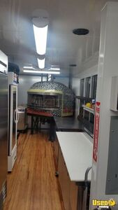 2013 Kenworth 370 Pizza Food Truck Exhaust Fan Ohio Diesel Engine for Sale