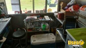 2013 Kitchen Food Trailer Generator Oklahoma for Sale
