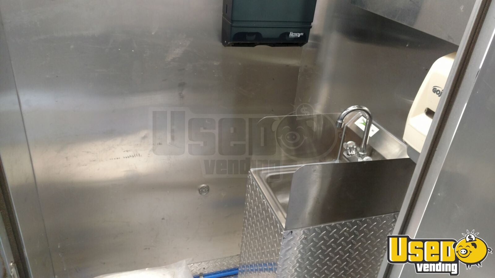 2013 Kitchen Food Trailer Gfi Outlets Oklahoma for Sale - 24