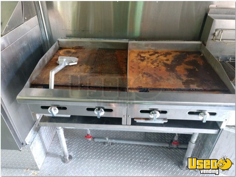 2013 Kitchen Food Trailer Ice Block Maker Oklahoma for Sale - 18