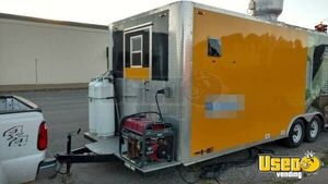 2013 Kitchen Food Trailer Insulated Walls Oklahoma for Sale