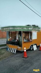 2013 Kitchen Food Trailer Stainless Steel Wall Covers Oklahoma for Sale