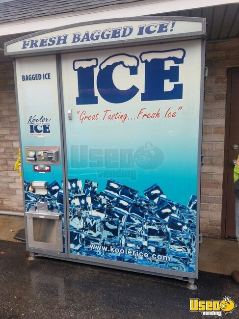 2013 Kooler Ice Inc 500 Bagged Ice Machine West Virginia for Sale