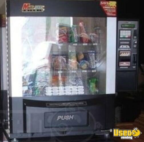 2013 Multimax Other Snack Vending Machine Maryland for Sale