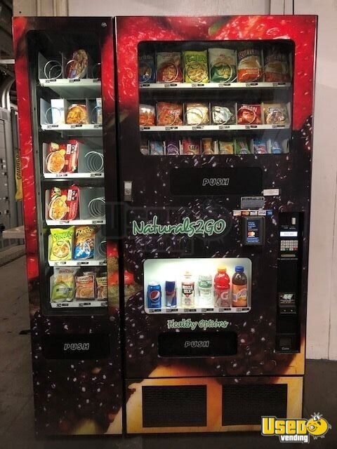 2013 Naturals 2 Go Vending Combo Connecticut for Sale