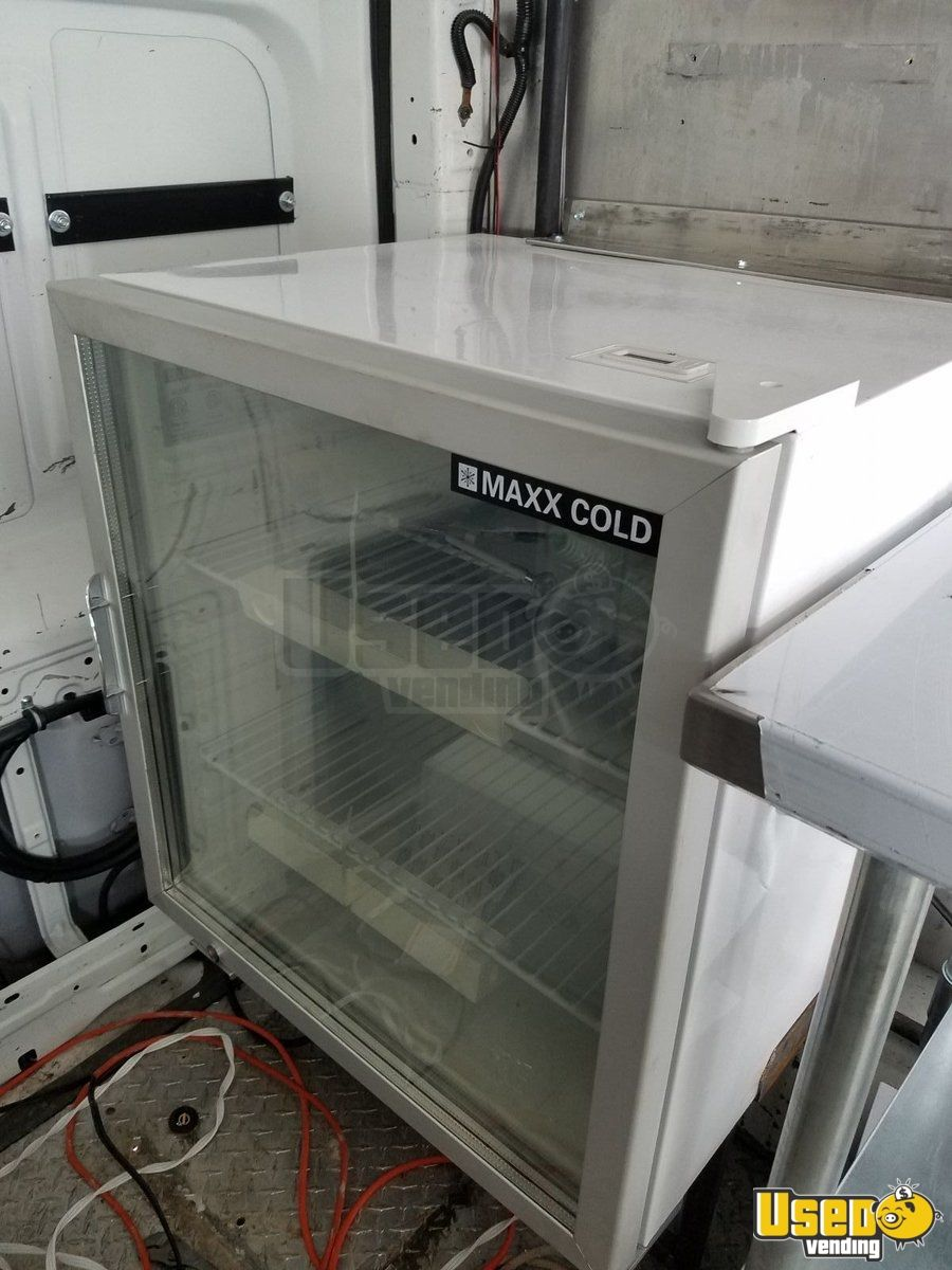 2013 Nissan All-purpose Food Truck Convection Oven Nebraska Gas Engine for Sale - 8