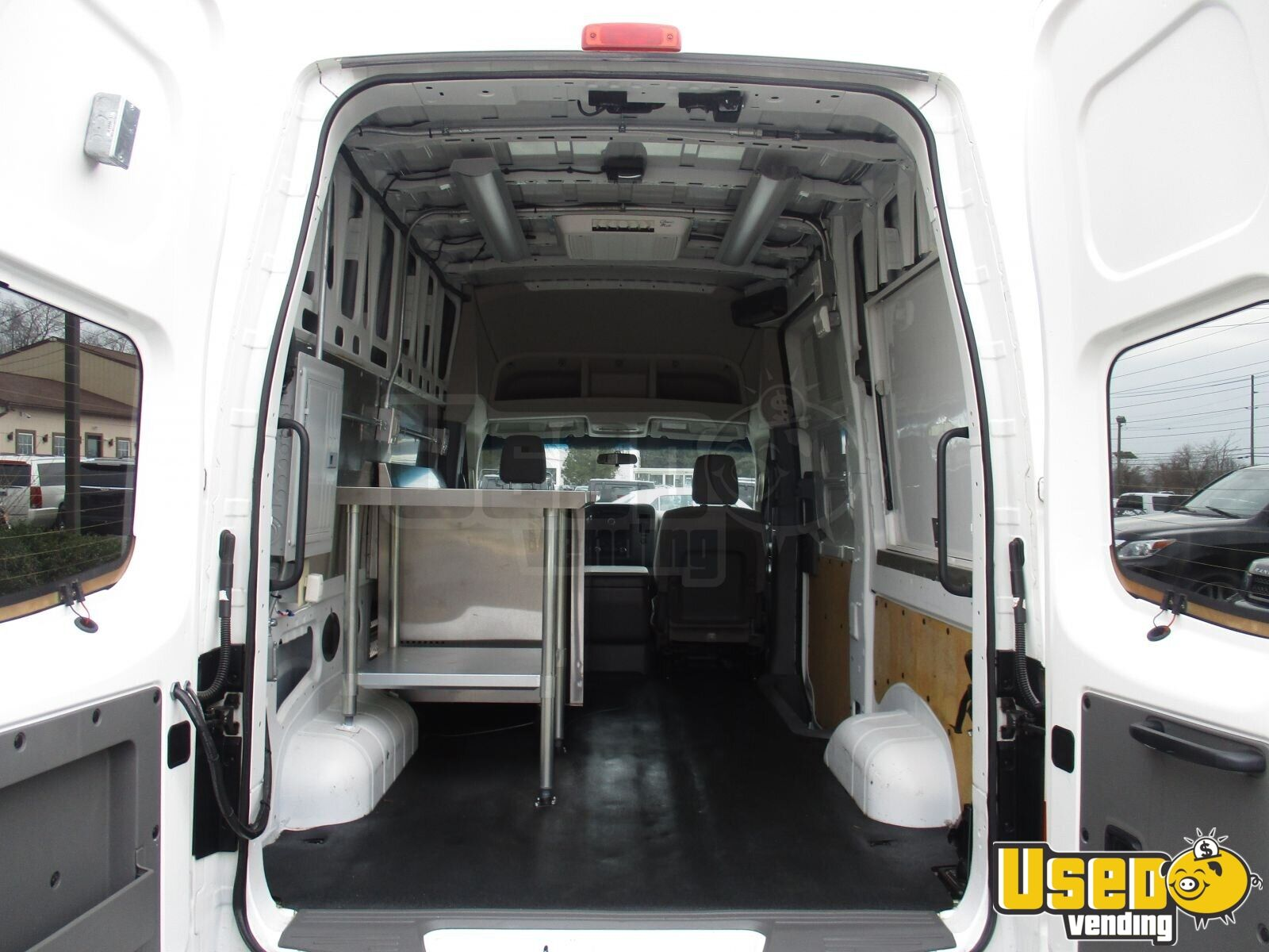 2013 Nissan Nv2500 All-purpose Food Truck 17 New Jersey Gas Engine for Sale - 17