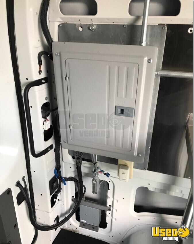 2013 Nissan Nv2500 All-purpose Food Truck 35 New Jersey Gas Engine for Sale - 35