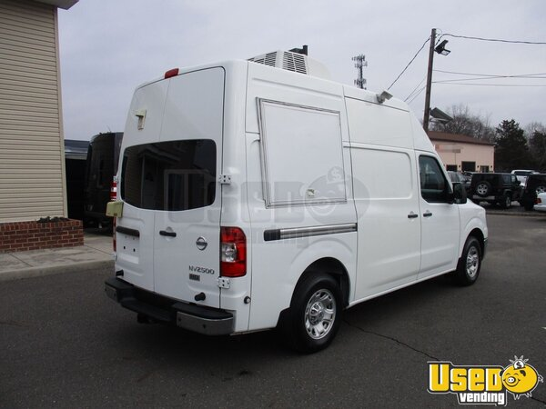 2013 Nissan Nv2500 All-purpose Food Truck New Jersey Gas Engine for Sale