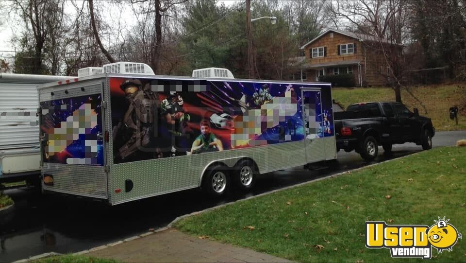 2013 Party / Gaming Trailer Air Conditioning New York for Sale - 2