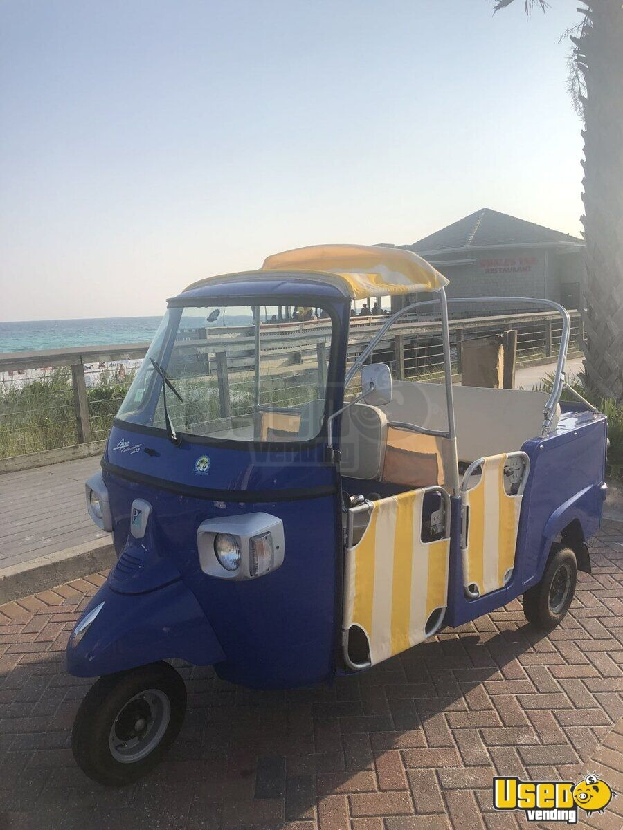 2013 Piaggio Ape Calessino Other Mobile Business 6 Florida Gas Engine for Sale - 6