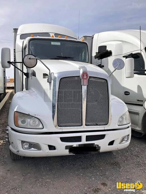 2013 T660 Kenworth Semi Truck Texas for Sale