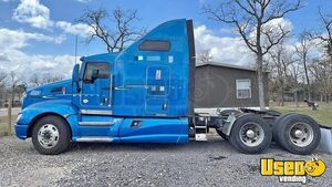 2013 T660 Sleeper Cab Semi Truck Kenworth Semi Truck Texas for Sale