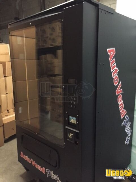 2013 Wittern Model 3572 Usi Snack Machine 5 California for Sale - 5