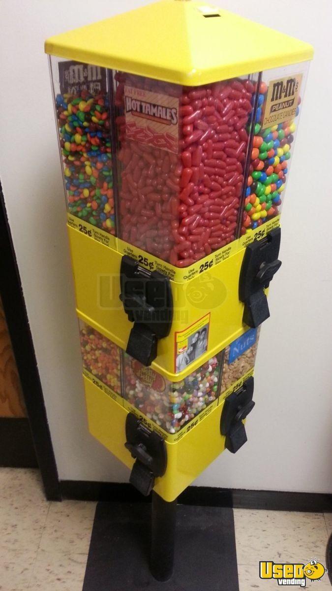 U Turn Terminator Bulk Candy Vending Machines For Sale