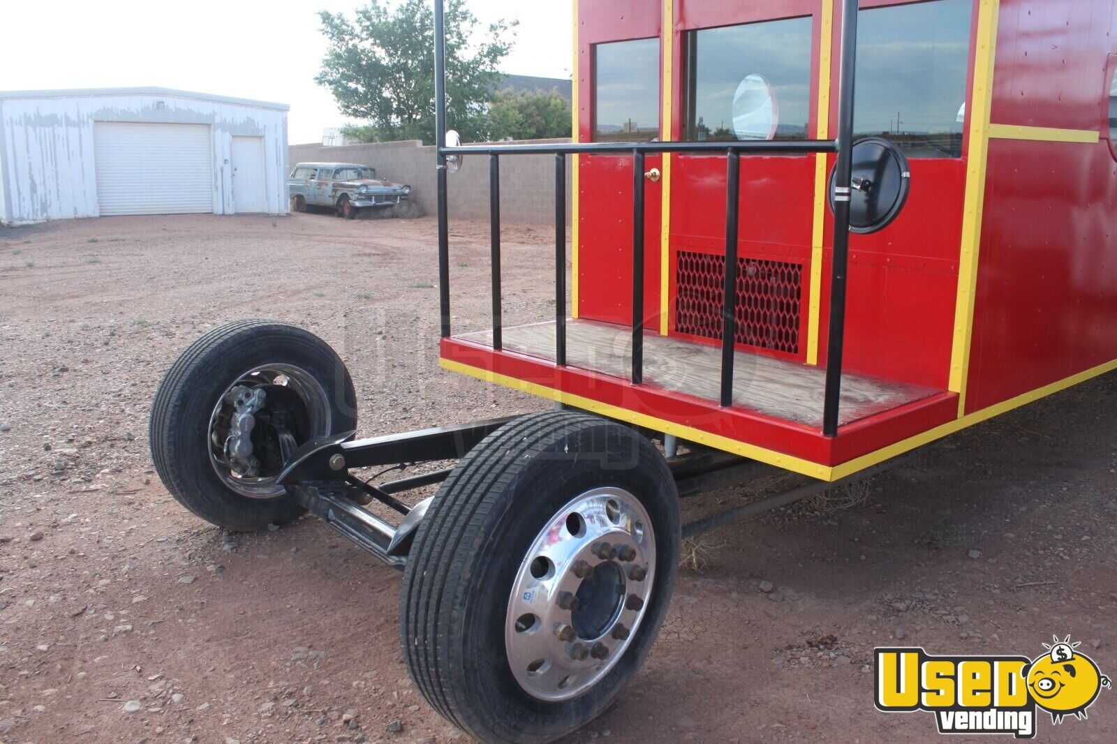 2014 Caboose Other Mobile Business 8 Arizona for Sale - 8