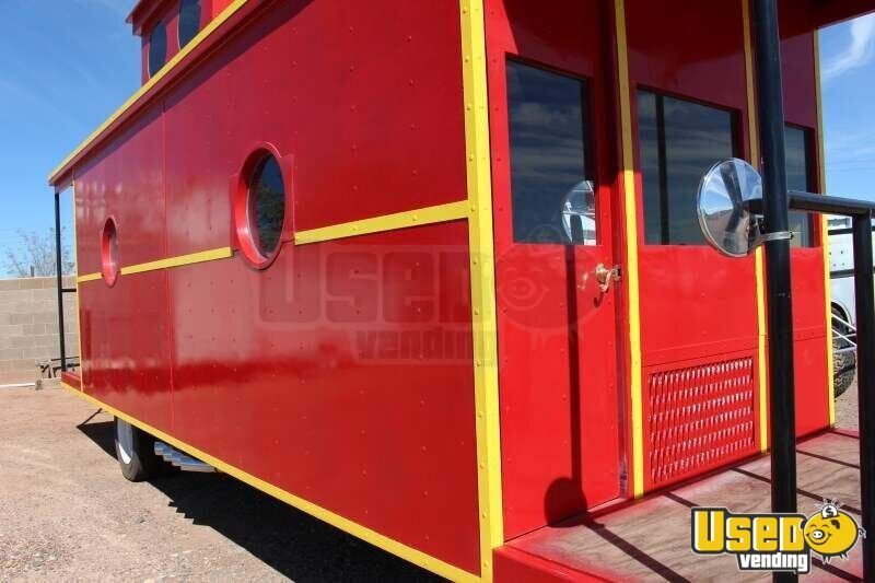 2014 Caboose Other Mobile Business Cabinets Arizona for Sale - 4