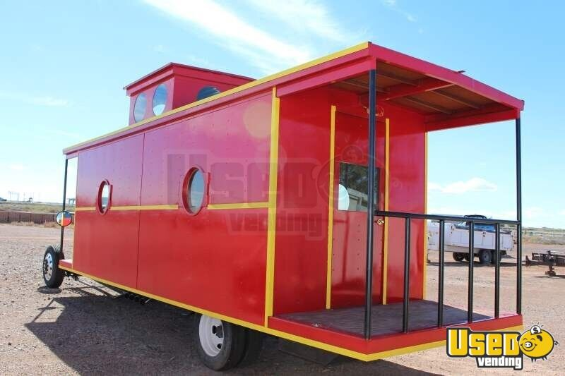 2014 Caboose Other Mobile Business Spare Tire Arizona for Sale - 3