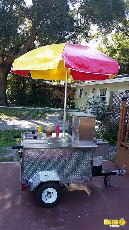2014 Hot Dog Cart for Sale in Florida!!!