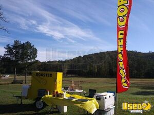 2014 Corn Roasting Trailer Corn Roasting Trailer Georgia for Sale