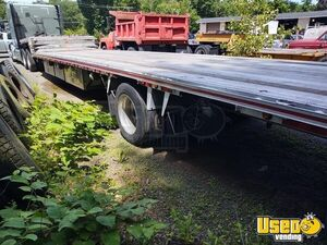 2014 Custom-built Step Deck Semi Trailer Freightliner Semi Truck 2 Connecticut for Sale