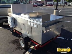 2014 Dock Dawgs Big Dawg Food Cart 4 Michigan for Sale