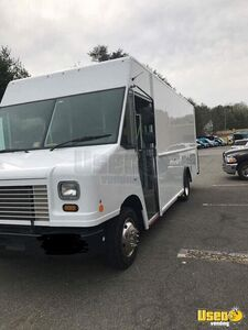 2014 F59 Kitchen Food Truck All-purpose Food Truck Air Conditioning New York Gas Engine for Sale