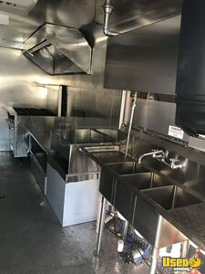 2014 F59 Kitchen Food Truck All-purpose Food Truck Concession Window New York Gas Engine for Sale