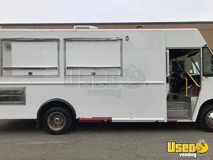 2014 F59 Kitchen Food Truck All-purpose Food Truck New York Gas Engine for Sale
