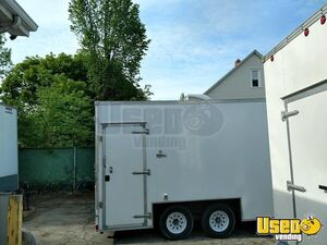2014 Food Concession Trailer Concession Trailer Exterior Lighting New York for Sale
