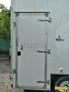 2014 Food Concession Trailer Concession Trailer Gray Water Tank New York for Sale