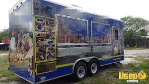 2014 Food Concession Trailer Kitchen Food Trailer Air Conditioning Florida for Sale