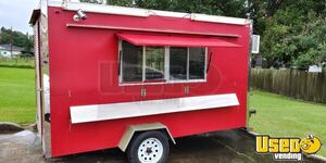 2014 Food Concession Trailer Kitchen Food Trailer Air Conditioning Texas for Sale