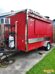 2014 Food Concession Trailer Kitchen Food Trailer Cabinets Texas for Sale